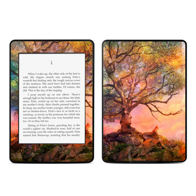 Amazon Kindle Paperwhite Skin - Fox Sunset