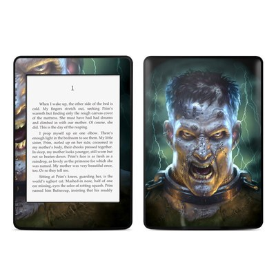 Amazon Kindle Paperwhite Skin - Frankenstein