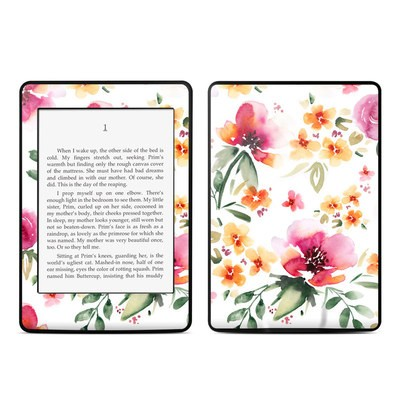 Amazon Kindle Paperwhite Skin - Fresh Flowers