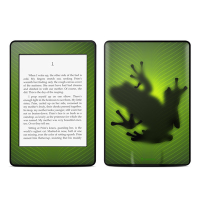 Amazon Kindle Paperwhite Skin - Frog