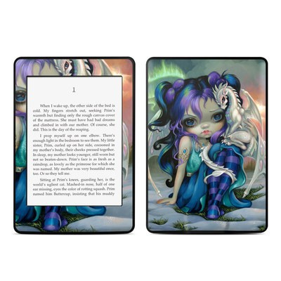Amazon Kindle Paperwhite Skin - Frost Dragonling