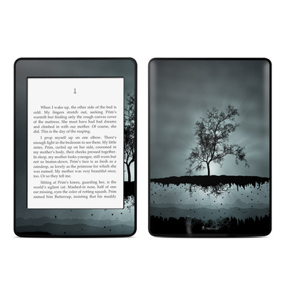 Amazon Kindle Paperwhite Skin - Flying Tree Black