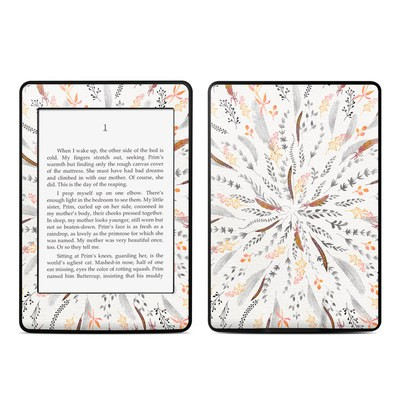 Amazon Kindle Paperwhite Skin - Feather Roll