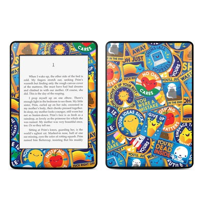 Amazon Kindle Paperwhite Skin - Eff Right Off