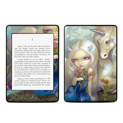 Amazon Kindle Paperwhite Skin - Fiona Unicorn