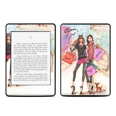 Amazon Kindle Paperwhite Skin - Gallaria