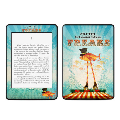 Amazon Kindle Paperwhite Skin - God Bless The Freaks