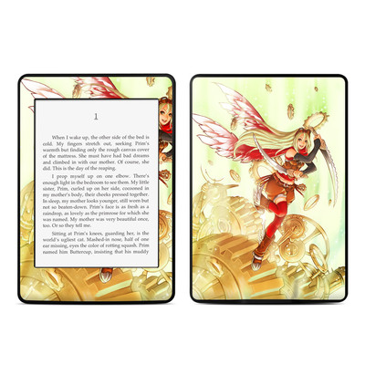 Amazon Kindle Paperwhite Skin - Gear Thief