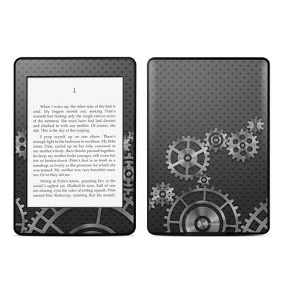Amazon Kindle Paperwhite Skin - Gear Wheel