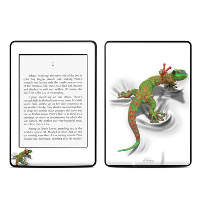 Amazon Kindle Paperwhite Skin - Gecko