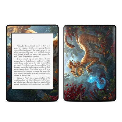 Amazon Kindle Paperwhite Skin - Ghost Centipede