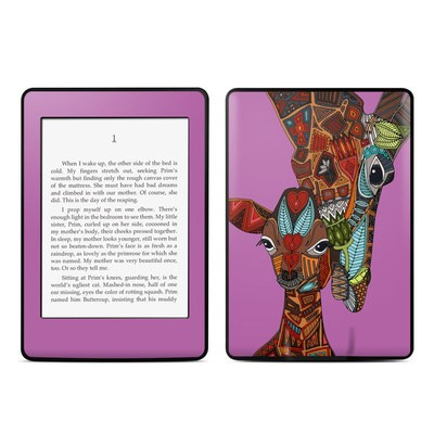 Amazon Kindle Paperwhite Skin - Giraffe Love
