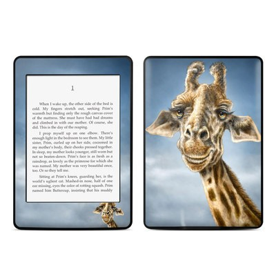 Amazon Kindle Paperwhite Skin - Giraffe Totem