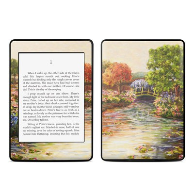 Amazon Kindle Paperwhite Skin - Giverny Forever