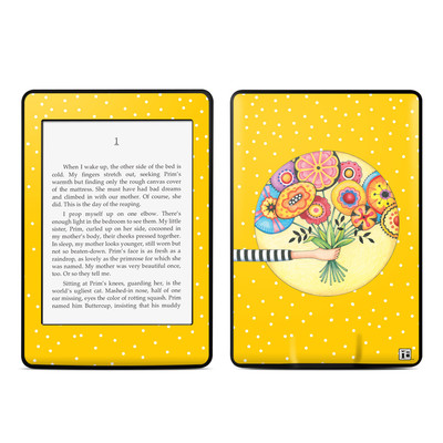 Amazon Kindle Paperwhite Skin - Giving