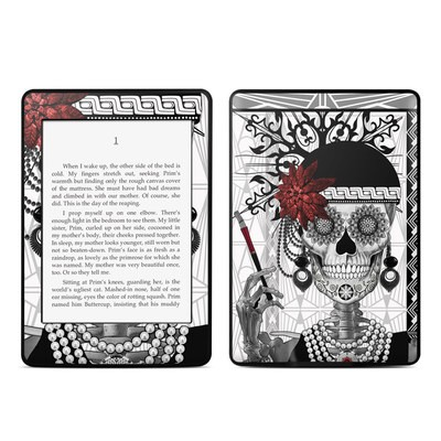 Amazon Kindle Paperwhite Skin - Mrs Gloria Vanderbone