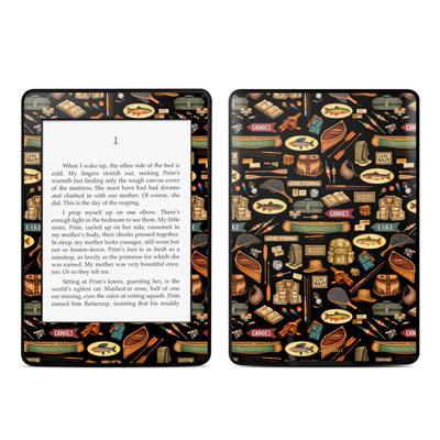 Amazon Kindle Paperwhite Skin - Gone Fishing