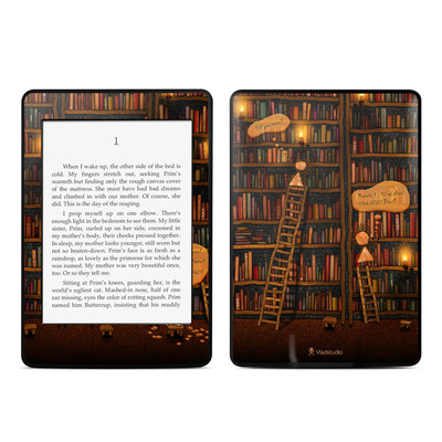 Amazon Kindle Paperwhite Skin - Google Data Center