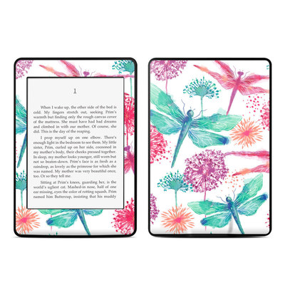 Amazon Kindle Paperwhite Skin - Gossamer