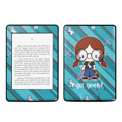 Amazon Kindle Paperwhite Skin - Got Geek
