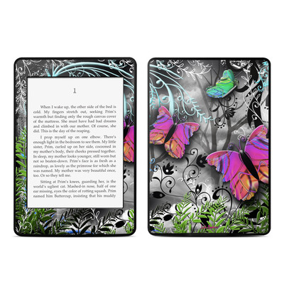 Amazon Kindle Paperwhite Skin - Goth Forest