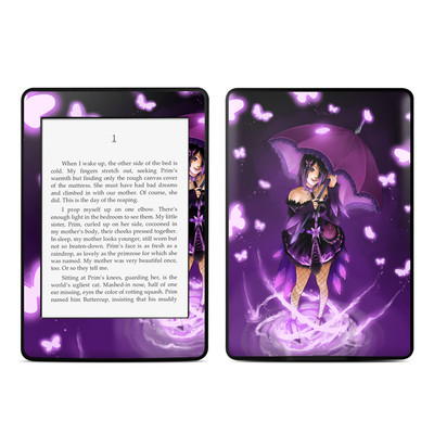 Amazon Kindle Paperwhite Skin - Gothic
