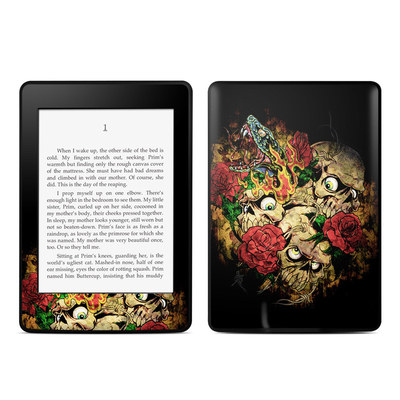 Amazon Kindle Paperwhite Skin - Gothic Tattoo