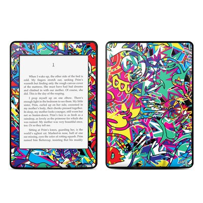 Amazon Kindle Paperwhite Skin - Graf