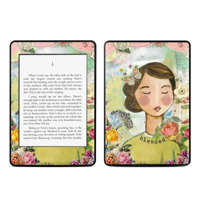 Amazon Kindle Paperwhite Skin - Grateful Soul