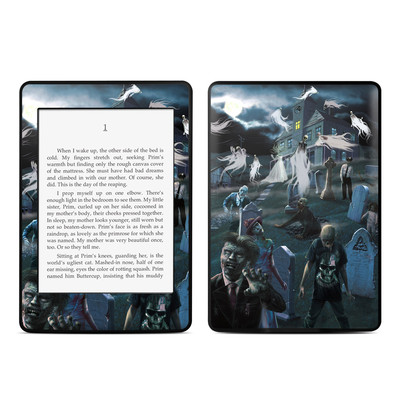 Amazon Kindle Paperwhite Skin - Graveyard