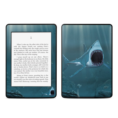 Amazon Kindle Paperwhite Skin - Great White