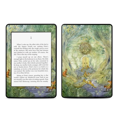 Amazon Kindle Paperwhite Skin - Green Gate