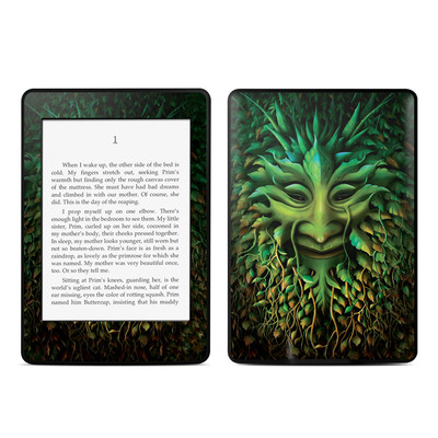 Amazon Kindle Paperwhite Skin - Greenman