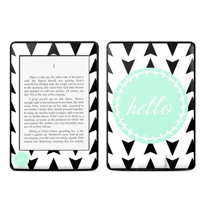 Amazon Kindle Paperwhite Skin - Greetings