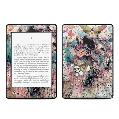 Amazon Kindle Paperwhite Skin - The Great Forage