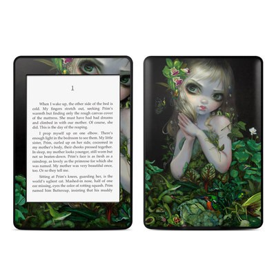 Amazon Kindle Paperwhite Skin - Green Goddess