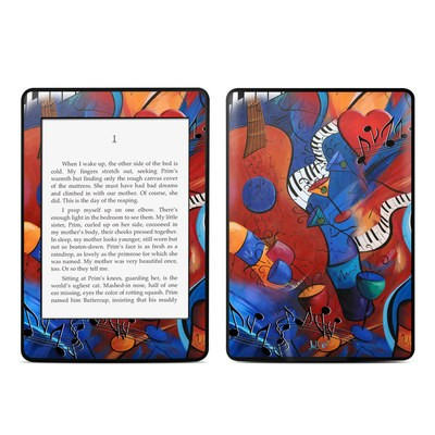 Amazon Kindle Paperwhite Skin - Guitar Music