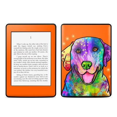 Amazon Kindle Paperwhite Skin - Happy Sunshine