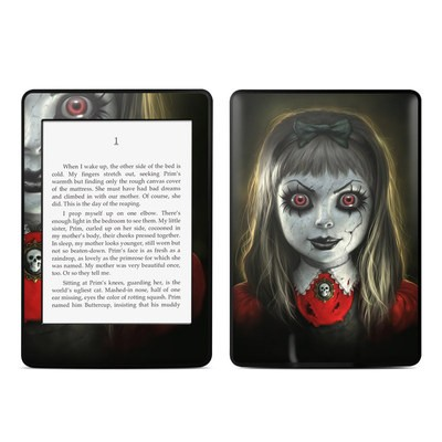 Amazon Kindle Paperwhite Skin - Haunted Doll