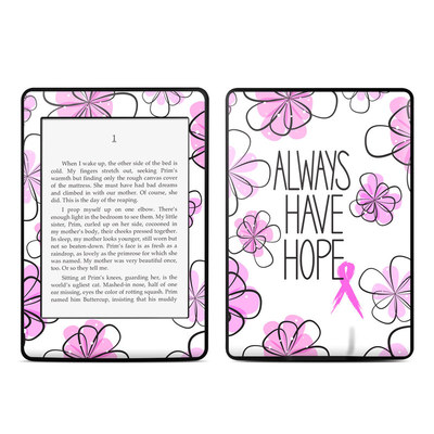 Amazon Kindle Paperwhite Skin - Always Have Hope