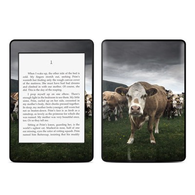 Amazon Kindle Paperwhite Skin - Herding