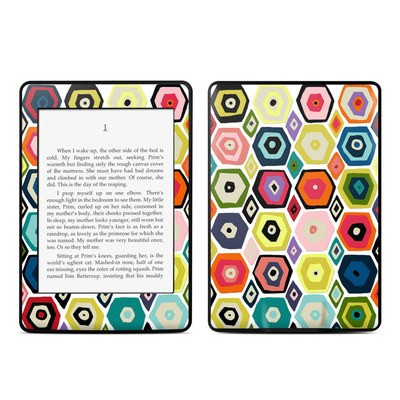 Amazon Kindle Paperwhite Skin - Hex Diamond