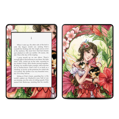 Amazon Kindle Paperwhite Skin - Hibiscus Fairy