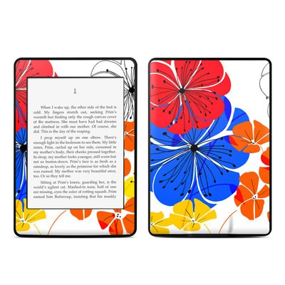 Amazon Kindle Paperwhite Skin - Hibiscus Dance