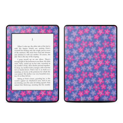 Amazon Kindle Paperwhite Skin - Hibiscus