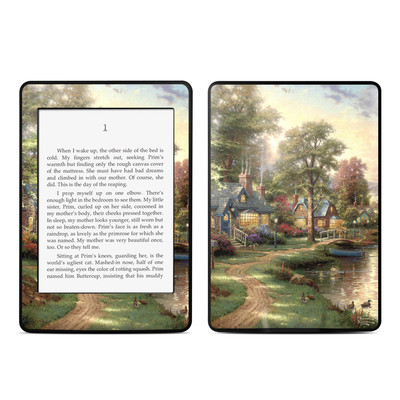 Amazon Kindle Paperwhite Skin - Hometown Lake