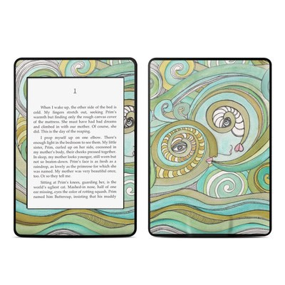 Amazon Kindle Paperwhite Skin - Honeydew Ocean