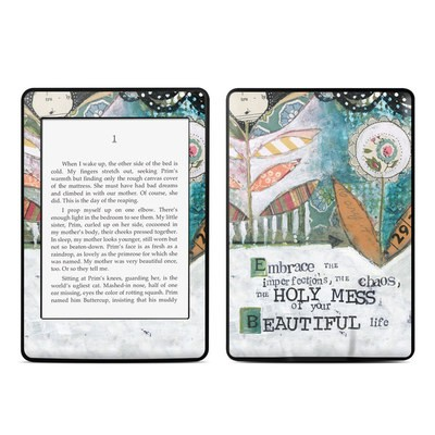 Amazon Kindle Paperwhite Skin - Holy Mess