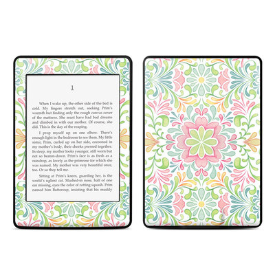 Amazon Kindle Paperwhite Skin - Honeysuckle