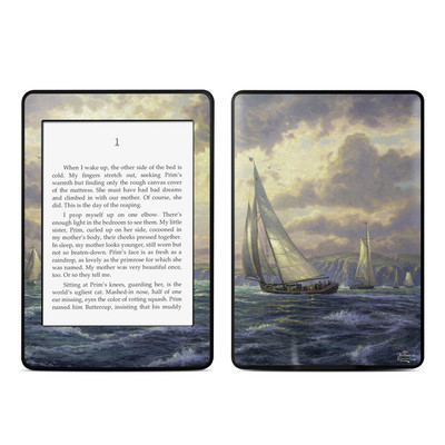 Amazon Kindle Paperwhite Skin - New Horizons